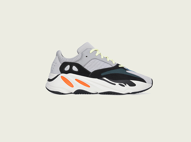 "21ae8bc5eba Lördagen den 15 september är det worldwide release för Yeezy 700 i colorway  ""Solid Grey Chalk White-Core Black"". Release på Shelta kommer ske genom en  ..."